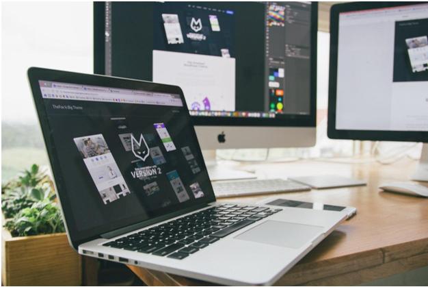 Merkmale eines guten Website-Designs